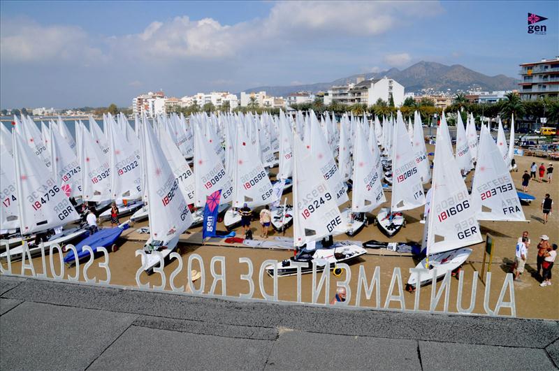 ESports Nautic de Roses The Laser Class Sailing